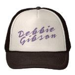 Gorra del camionero de Debbie Gibson