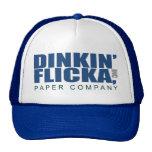 Gorra del camionero de Dinkin Flicka