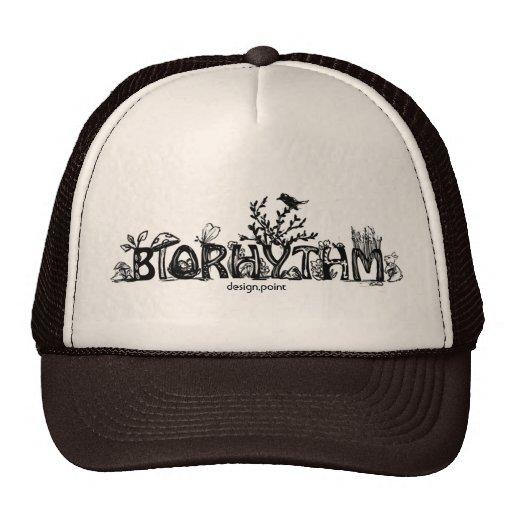 Gorra del camionero de EcoGarden del BioRhythm