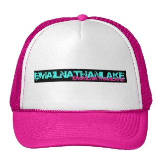 Gorra del camionero de ENL EMailNathanLake
