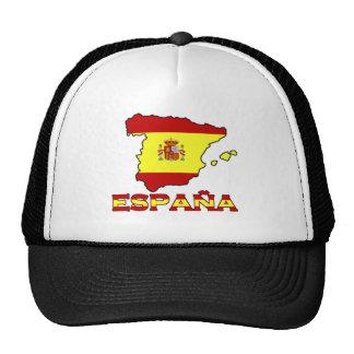 Gorra del camionero de España