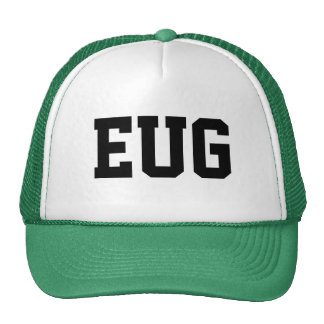 Gorra del camionero de Eugene