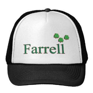 Gorra del camionero de Farrell