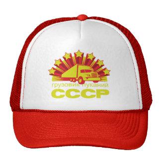 Gorra del camionero de Farty