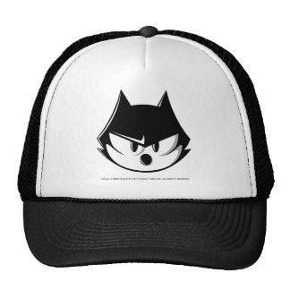 Gorra del camionero de Felix