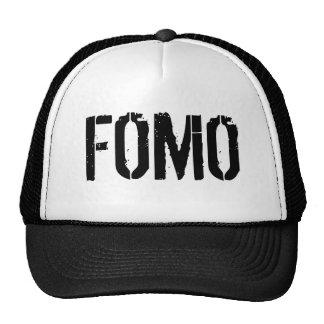 Gorra del camionero de FOMO