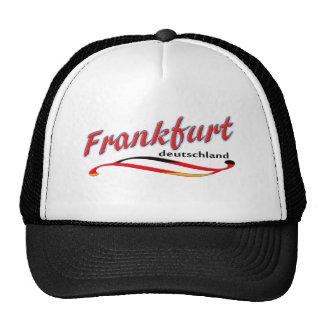 Gorra del camionero de Francfort