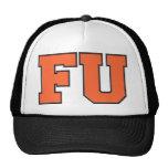 Gorra del camionero de FU