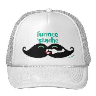 Gorra del camionero de Funnee Stache