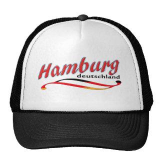 Gorra del camionero de Hamburgo