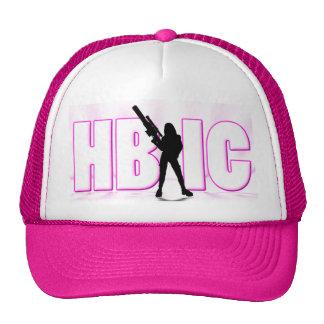 Gorra del camionero de HBIC