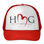 Gorra del camionero de HMG