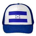 Gorra del camionero de Honduras_flag
