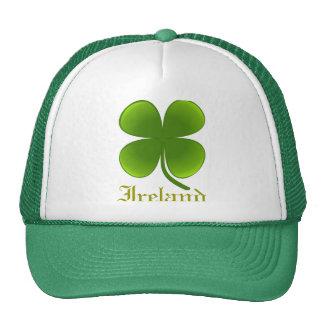 Gorra del camionero de Irlanda