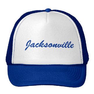 Gorra del camionero de Jacksonville la Florida
