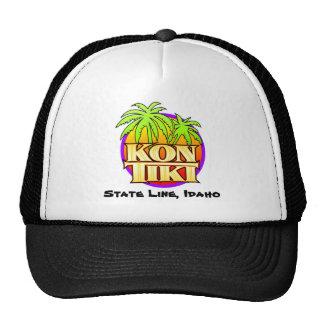 Gorra del camionero de Kon Tiki