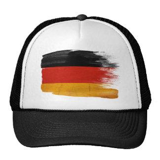 Gorra del camionero de la bandera de Alemania