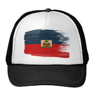 Gorra del camionero de la bandera de Haití