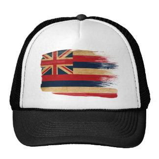 Gorra del camionero de la bandera de Hawaii