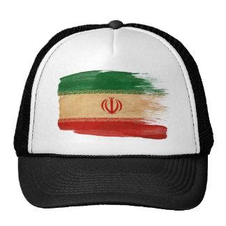 Gorra del camionero de la bandera de Irán