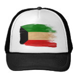 Gorra del camionero de la bandera de Kuwait