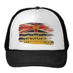Gorra del camionero de la bandera de la Columbia B