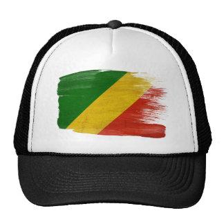 Gorra del camionero de la bandera de la república