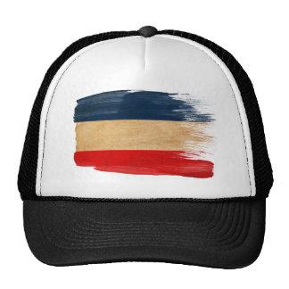 Gorra del camionero de la bandera de Yugoslavia