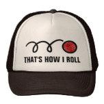 Gorra del camionero de la bola de Bocce para los j