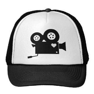 Gorra del camionero de la CÁMARA de la CINEMATOGRA