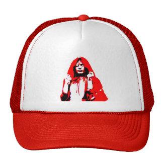 Gorra del camionero de la capa con capucha de los