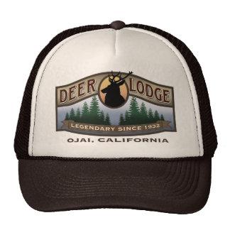 Gorra del camionero de la casa de campo de los cie