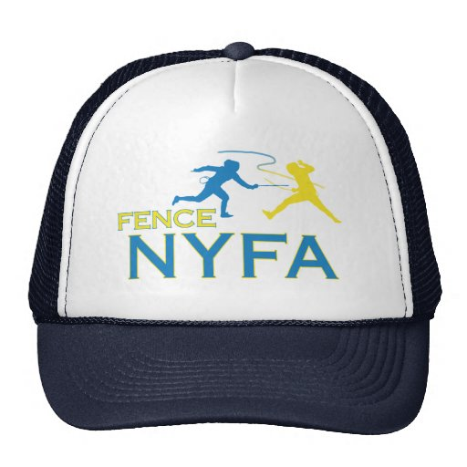 Gorra del camionero de la cerca NYFA