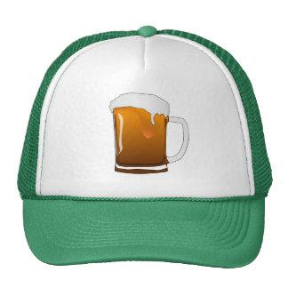 Gorra del camionero de la cerveza