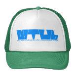 Gorra del camionero de la estación de radio de