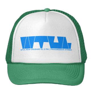 Gorra del camionero de la estación de radio de WTU