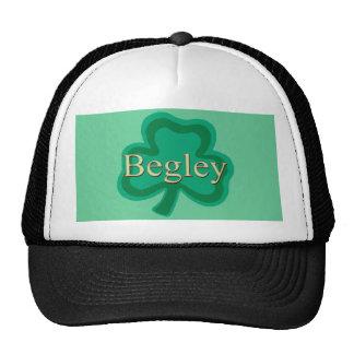 Gorra del camionero de la familia de Begley