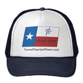 Gorra del camionero de la flota de la carta de Tej