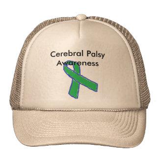 Gorra del camionero de la parálisis cerebral
