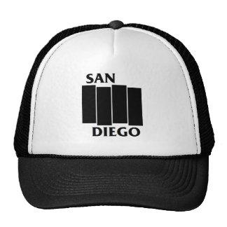 Gorra del camionero de la parodia de San Diego/de