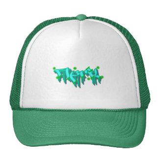 Gorra del camionero de la pintada de abril