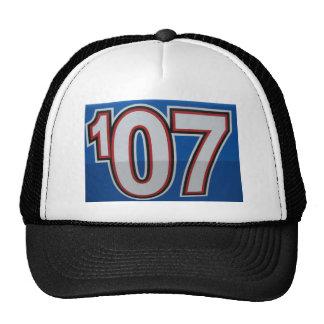 Gorra del camionero de la puerta