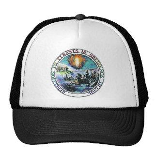 Gorra del camionero de la rebelión