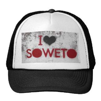 Gorra del camionero de la revista de Soweto