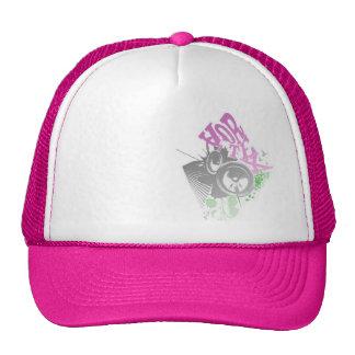 Gorra del camionero de la sandía del vórtice
