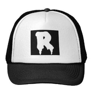 Gorra del camionero de la uve de Rudie
