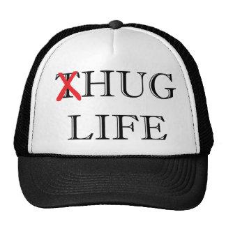 Gorra del camionero de la vida del abrazo de la pa