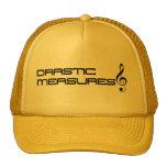 Gorra del camionero de las medidas drásticas (AMAR