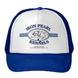 Gorra del camionero de las perreras de la perla d