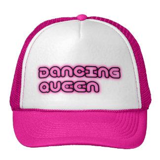 Gorra del camionero de las señoras de Dancing Quee
